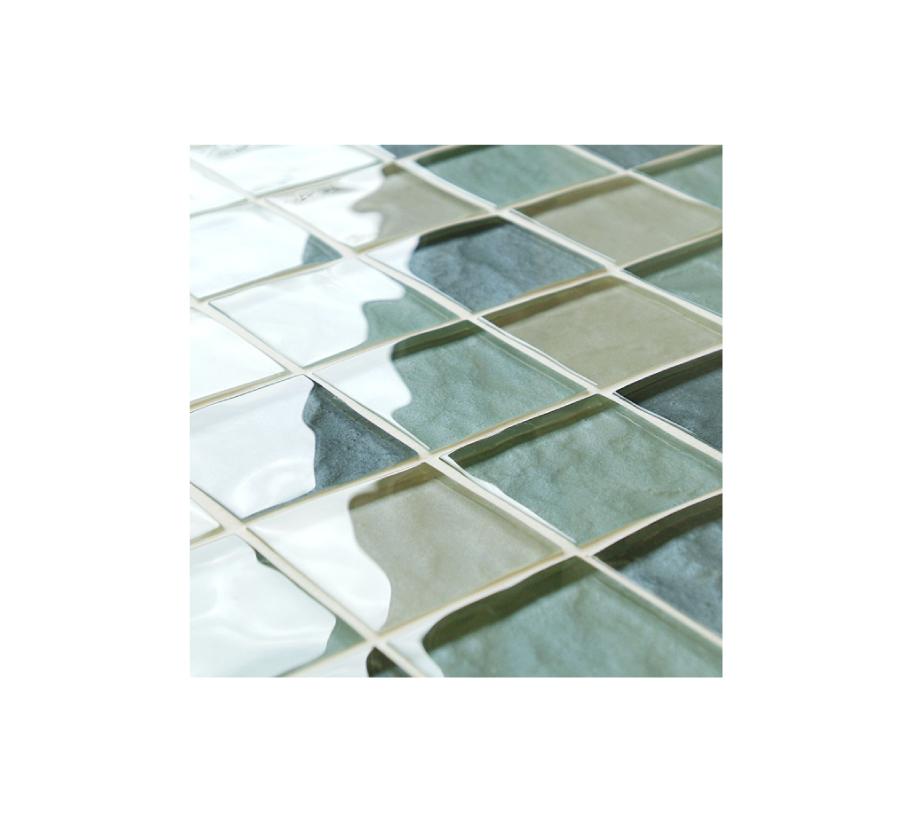 Impressions Glass Mosaic Tiles