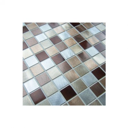 Metal Works Mosaic Tiles