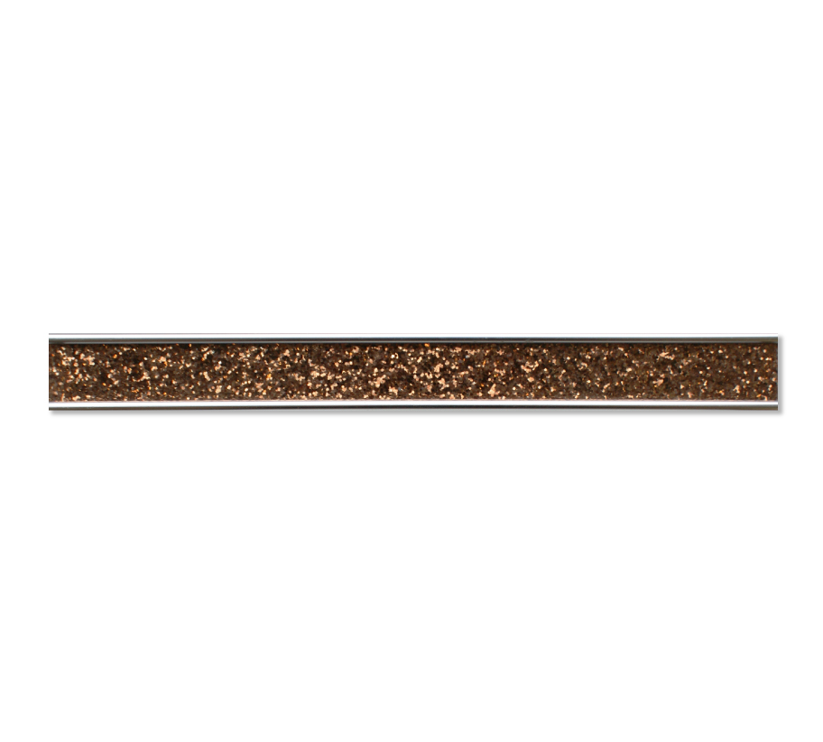 What type of tile for bathroom floor - Brown Glitter 60 X 3 2 Cm Craft