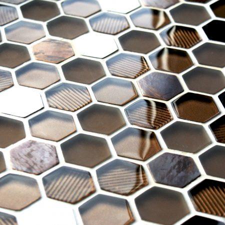 Honeycomb Copper
