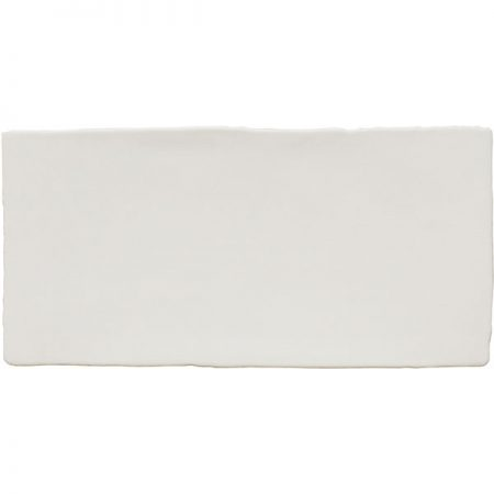 Oxford White Ceramic Brick Tiles