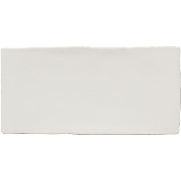 Oxford White Ceramic Brick Tiles