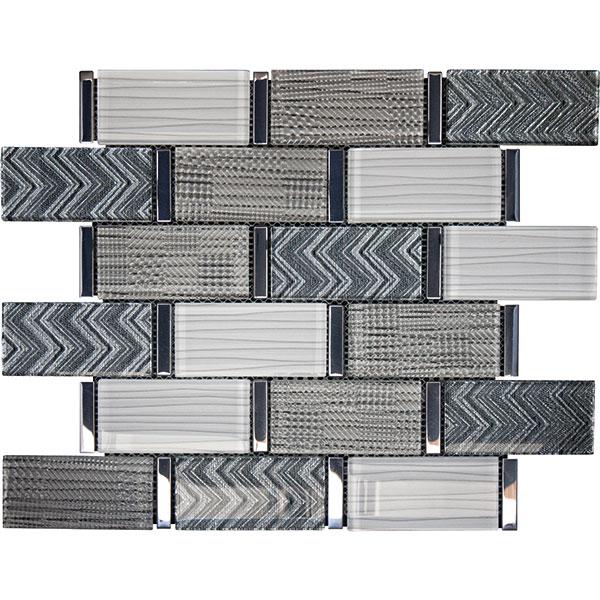 Textile Grey Chevron